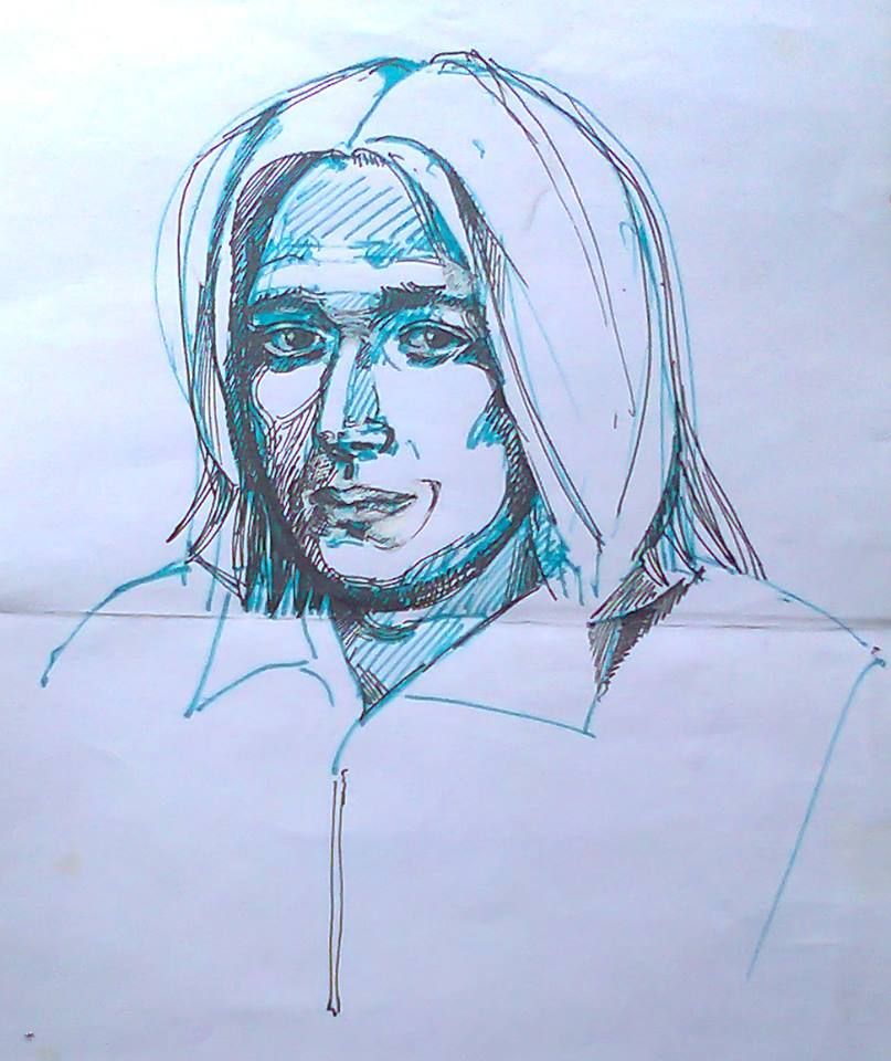 Тарас Липольц глазами художника